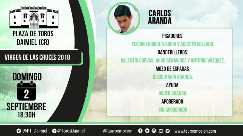 CUADRILLA CARLOS ARANDA DAIMIEL